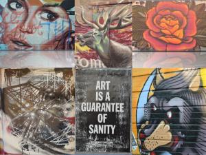 Graffiti Montage